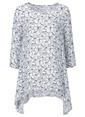 Bonprix Plus Bluz Beyaz